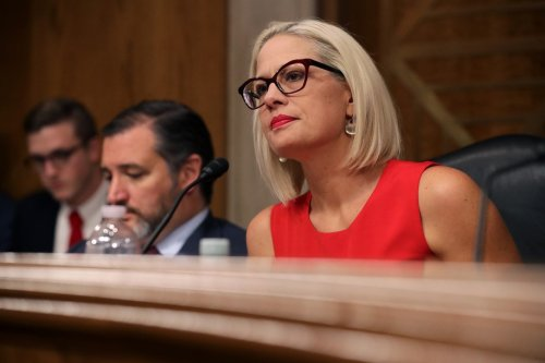 TPM's Josh Marshall: Don't worry about Sinema on infrastructure, she's just a 'preening phony'