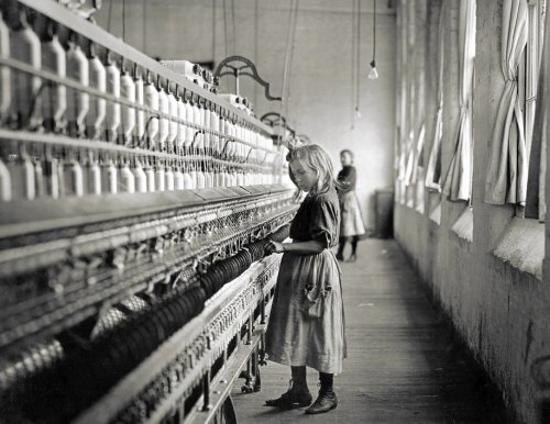 An Art Mystery: The Lewis Hine Photography Puzzle