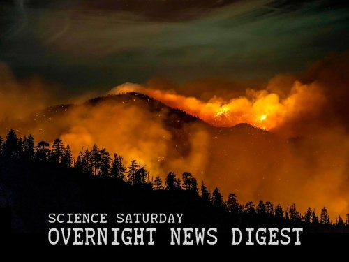 Overnight News Digest: Climate crisis intensifies, tipping point looms