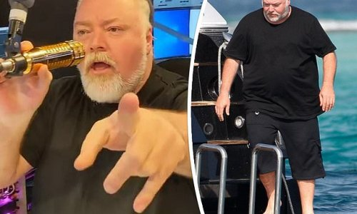 Kyle Sandilands asked if body image issues have affected his sex life