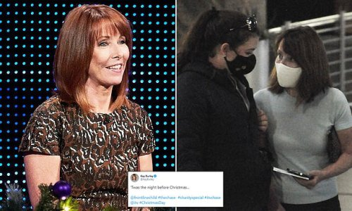 Kay Burley tweets for first time since being suspended by Sky News