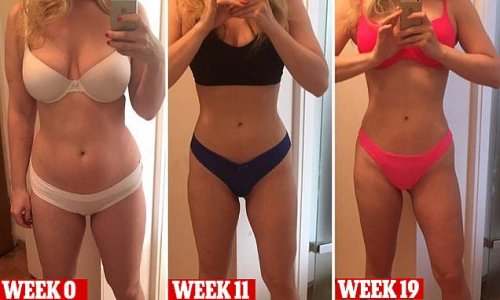 Woman uses Aussie plan to transform her body in 19 weeks
