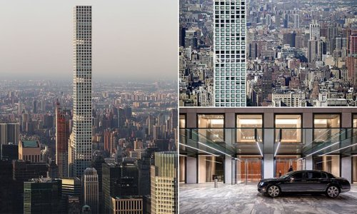 Residents of NYC's tallest residence SUE developers over defects