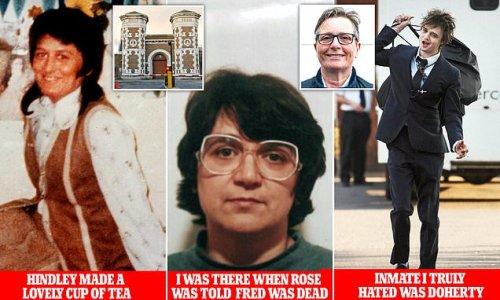 Ex-Wormwood Scrubs chief VANESSA FRAKE recalls Myra Hindley