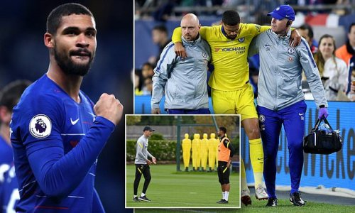 Is this the last chance saloon for Ruben Loftus-Cheek at Chelsea?