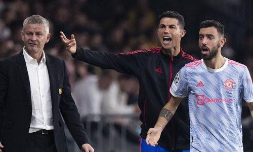 Ole Gunnar Solskjaer dismisses Ferdinand's claim over Ronaldo
