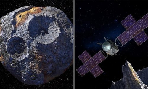 Asteroid that might be worth $10,000 quadrillion could be rubble:study