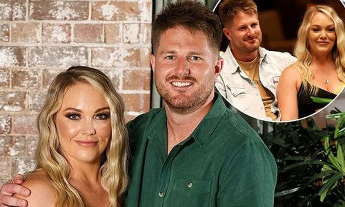 MAFS' Bryce and Melissa 'in talks' to get their own TV show