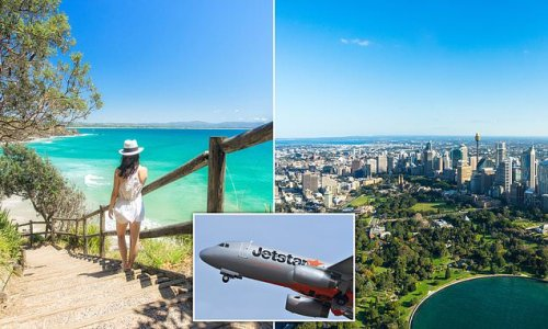 Jetstar launches epic flight sale for NSW and Victorian residents