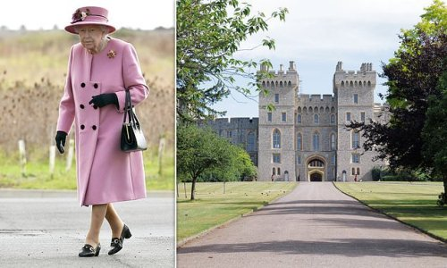 Queen hiring cleaner and you'll get paid £20k live in Windsor Castle