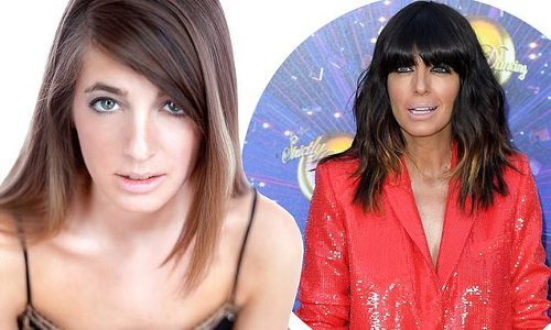 Strictly's Claudia Winkleman seen in snaps from early modelling days