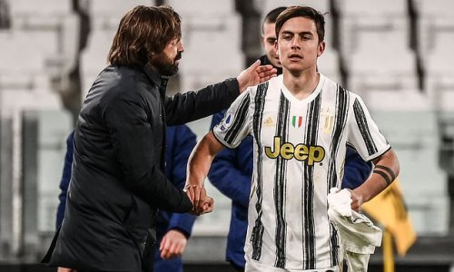 Andrea Pirlo cools speculation over Paulo Dybala's Juventus future