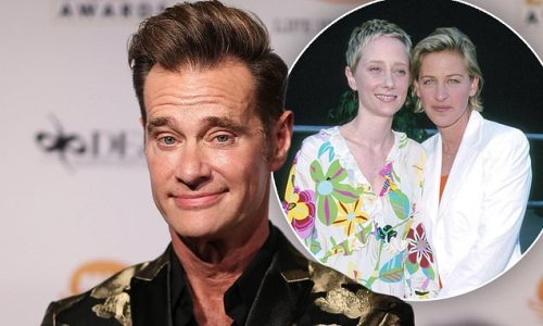 Richard Reid recalls his nightmare encounter with Ellen Degeneres