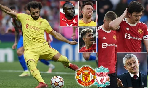 Nervous, Ole? Liverpool are in a stunning patch of form on the road