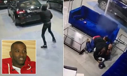 Seven men arrested over shooting of New York dad