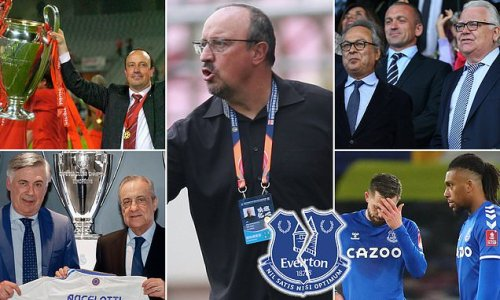 EVERTON FAN VIEW: Rafa Benitez is a DISASTER waiting to happen
