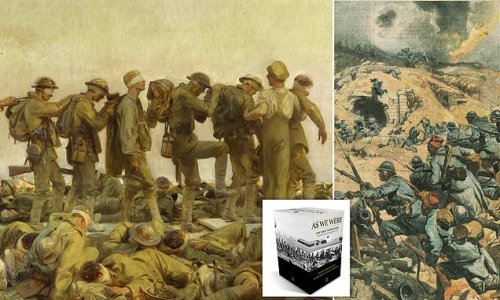 Shattering accounts of the Great War, from those left to grieve