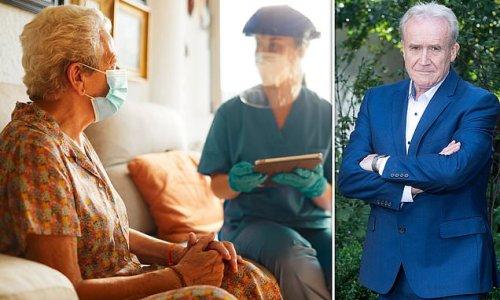 Nursing homes crippled because staff won't get mandatory Covid jabs