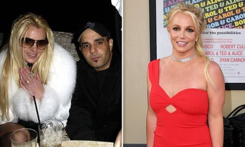 Britney Spears' ex-manager Sam Lutfi releases 2009 voicemails