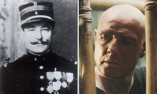The real-life Captain Kurz: French army captain turned war criminal