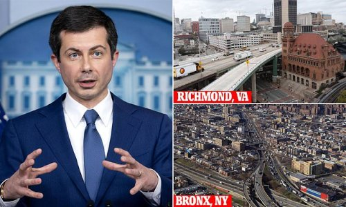 Pete Buttigieg claims 'racism physically built into' US highways