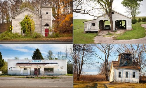 The humble beauty of America's forgotten roadside buildings