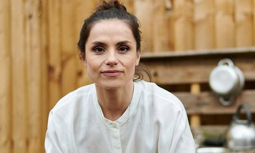 Charlotte Riley reveals she's set up 'first nursery' for film industry