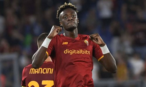 Fikayo Tomori is delighted for former Chelsea team-mate Tammy Abraham