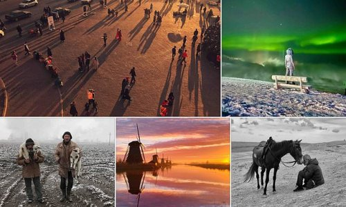 Stunning images from around the world… all taken on a PHONE