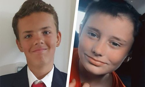 Police hunt for 11-year-old boys who failed to turn up to school