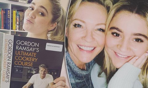 Rebecca Gibney shares farewell message to Gordon Ramsay's daughter