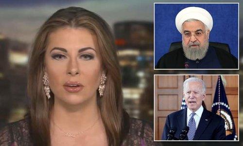 Biden slammed for agreeing to begin talks to restore Iran nuclear deal