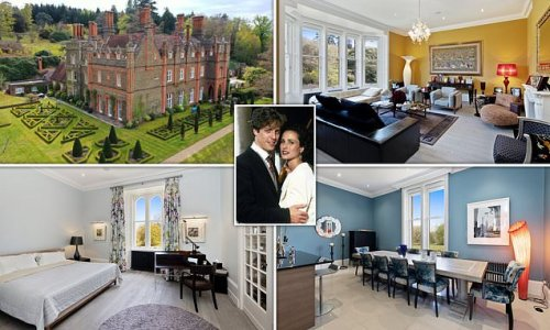 Surrey home where Four Weddings and a Funeral was filmed hits market