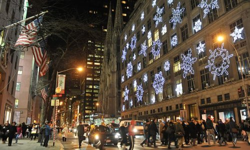 Amazing Christmas shopping breaks, from New York to Paris