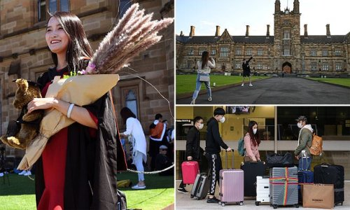 Chinese students become the first to ditch Australia