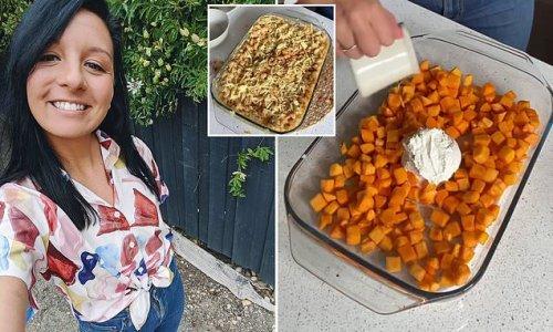 Masterchef's Dani Venn shares how to make her pumpkin macaroni cheese