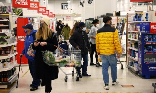Family supermarket trips set to be BANNED in 'shop alone' policy