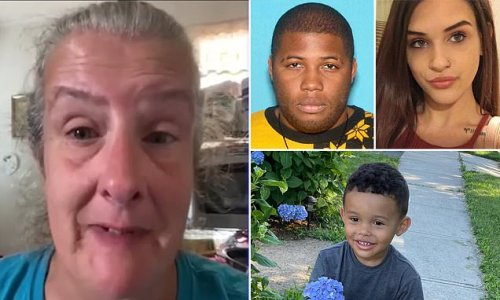 Father arrested in Tennessee for 'abducting son, 2, from New Jersey'