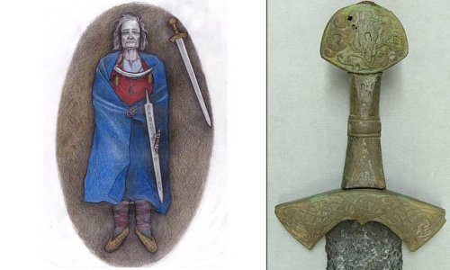 DNA tests unravel mystery of Finnish warrior buried in women's clothes