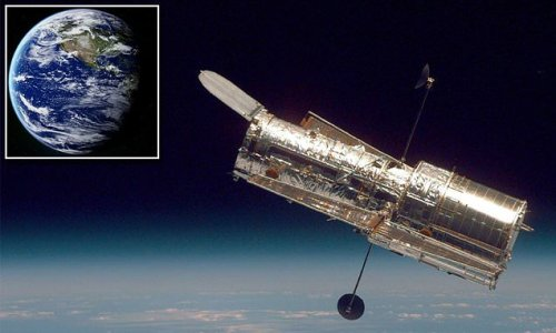 NASA's Hubble telescope stopped working because of a 1980s computer