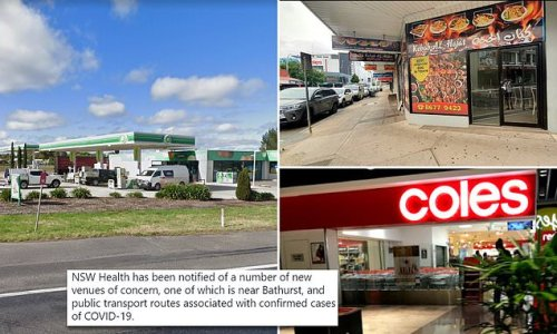 Truck stop in regional NSW exposed to Covid on four nights