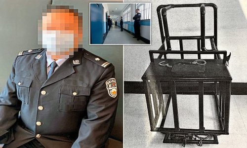 Chinese torturers give prisoners electric shocks on their genitals