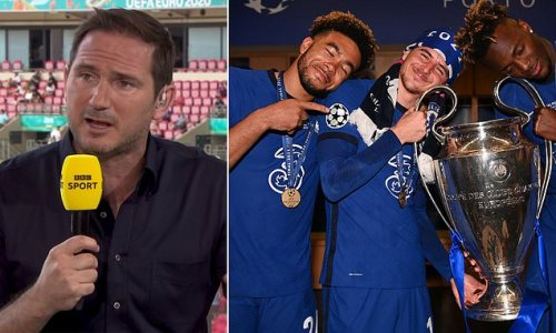 Lampard will never 'lay claim' to Chelsea's Champions League success