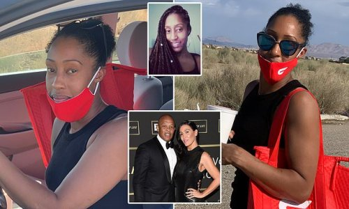 Dr Dre's eldest daughter says she's homeless and living out of her car
