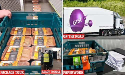 EU food fiasco: Captured in one delivery of M&S curry, HARRY WALLOP