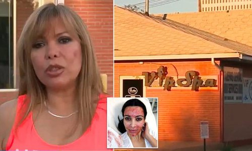Spa owner indicted after two clients contract HIV from vampire facials