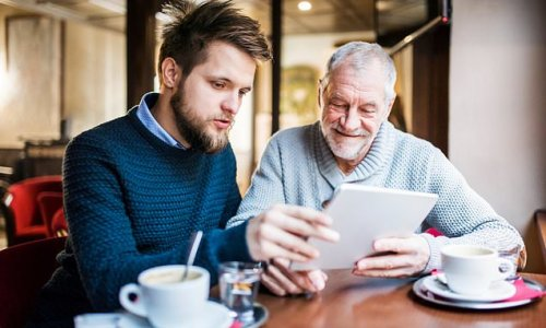 Five ways well-off older people can help young family members