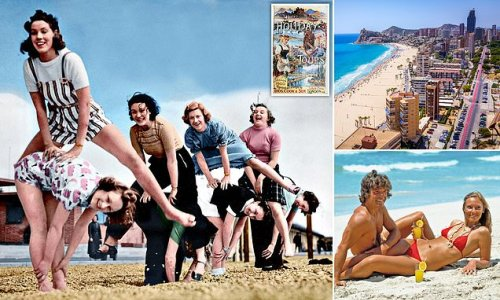Revealed: The fascinating history of package holidays in the UK