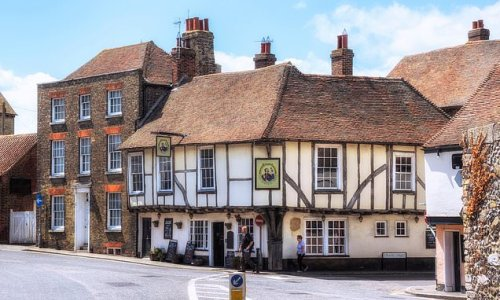 Revealing the delights of Sandwich, a medieval town in Kent