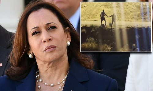 Kamala Harris' team 'panicked' when Biden gave her border assignment